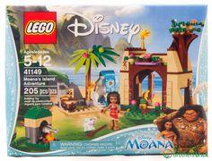41149 Moana's Island Adventure [Review]