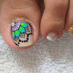 Visit the post for more. Pedicure Designs, Pedicure Nail Art, Toe Nail Designs, Pretty Toe Nails, Cute Toe Nails, Nail Polish Art, Toe Nail Art, Feet Nail Design, Summer Toe Nails