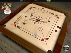 Carrom Deluxe Full Version Pro APK Download Free