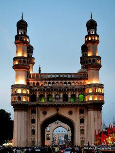 Charminar ~ Hyderabad, Pradesh, India