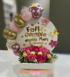 Amor, Friendship, Floral Arrangements, Flowers, Manualidades