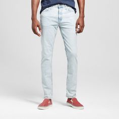 Men's Skinny Fit Jeans - Mossimo Supply Co. Medium Wash