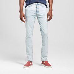 Men's Skinny Fit Jeans Medium Wash