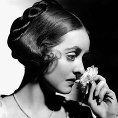 """Bette Davis 'All This, and Heaven Too' 1940 """"I have been uncompromising, peppery, intractable, monomaniacal, tactless, volatile and ofttimes disagreeable. I suppose I'm larger than life,"""""""