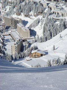 Flaine, Grand Massif, France