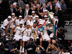 Is it the San Antonio Spurs? : Comedic Prose