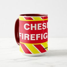 CHESNEE FIREFIGHTER MUG   my firefighter, firefighter girl, happy birthday firefighter #firedepartment #likebunkergear #black, back to school, aesthetic wallpaper, y2k fashion Firefighter Mom, Firefighter Quotes, Firefighter Photography, 4th Of July Party, Aesthetic Wallpapers, Back To School, Happy Birthday, Mugs, Gifts