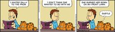 Garfield for 5/10/2014