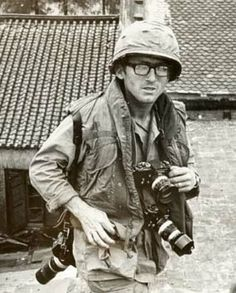 """""""Dana Stone (born 1939 North Pomfret, Vermont; believed killed 1971, Bei Met, Cambodia, age 32) was a photo-journalist best known for his work for CBS during the Vietnam War. Stone paid his own way to Vietnam in 1965, and became a stringer for UPI. A novice photographer when he arrived in Saigon, he soon became a combat photographer of note. Investigations by fellow photojournalist Tim Page, reported in the UK Sunday Times on 24 March 1991, indicate that Stone and Sean Flynn were captured…"""