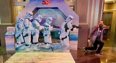 #stormtroopers attack #r2life @starwars #RogueOne  (at...