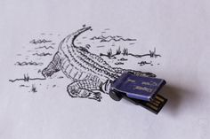 """The Croco-USB"""