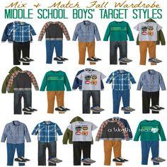 Boy Fall Fashion Ide