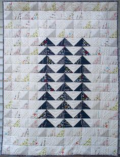 I love quilts to use up my Grandmothers and mom's scraps