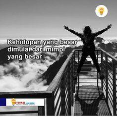Mulai dari mimpi besarmu :) . . #motivasinews #motivasi #quote #inspirasi #katabijak #gambarmotivasi #semangat #bahagia #bijaksana #katamotivasi #motivasibisnis #katakatabijak #katamutiara #motivasidiri