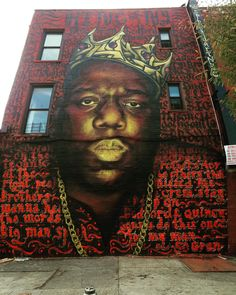 live / learn / create / share — biggie #brooklyn #bedstuy #nyc ...