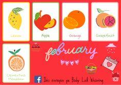 Baby Led Weaning, Grapefruit, Lemon, Apple, Orange, Apple Fruit, Apples