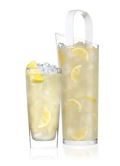 Absolut Citron Lemon Drop Pitcher: 13 pt Absolut Citron, 9 pt lemon juice, 7 pt simple syrup, 4 pt Triple Sec, 4 wedges of lemon....fill pitcher glass w/ ice cubes, add all ingredients