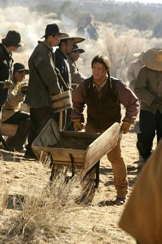 Abraham (High Wolf) Wheeler - Christian Kane in Into the West, set between 1825 and 1890 (TV mini-series Story Inspiration, Fashion Inspiration, Into The West, Christian Kane, Cowboys And Indians, Period Costumes, Period Dramas, Old West, Historical Fiction