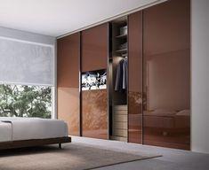 12 Impressive And Innovative Modern Bedroom Cabinets - Luxury Wardrobe, Luxury Closet, Bedroom Wardrobe, Wardrobe Design, Modern Apartment Decor, Home Decor Bedroom, Modern Bedroom, Closet Con Tv, Creative Closets
