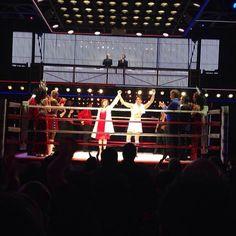 ROCKY, the musical!!! #rockybroadway #rockybalboa #broadway #ny #nyc #newyork #companyballet #companyinnyc #melhorescola #orgulhoemsercompany #eusoucompany #quemdancaemaisfeliz #musical #broadwaymusical