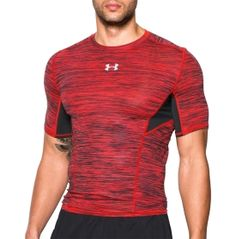 Under Armour Men's HeatGear CoolSwitch Twist Print Compression T-Shirt - Dick's Sporting Goods