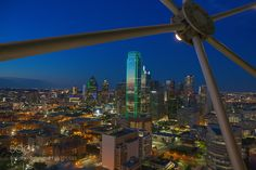 Dallas by night by __RN__. @go4fotos