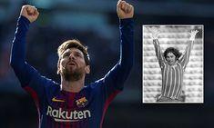 El barça estrella Messi rompe récord para convertirse en todo tiempo goleador https://cstu.io/68b693