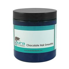 Chocolate Hair Smoothie is the best conditioner for natural hair.