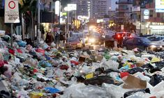 Trash crisis in Naples Italy (cost, country, people, German) - Europe Mafia, Urban Heat Island, Environmental Research, Solid Waste, Naples Italy, World Cities, Recycling Programs, Mexico City, Public Transport