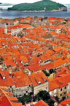 Dubrovnik, Croatia I saw a documentary on this recently and I fell in love