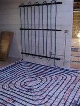 Combinatie wand- en vloerverwarming opvallend zuinig | Hoe - Waar