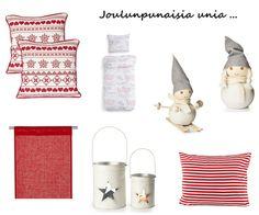 All You Need is White -blogin Satu liittää jouluun mielestäni hyvät unet ja lepääminen, rauhoittuminen kotiin. Trikoopussilakanoissa ja hyvässä tunnelmassa nekin onnistuvat mainiosti.