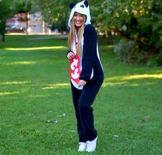 Entry #1 I'm going to be a beanie baby!!! - Fashion Lover / beanie babies costume // laurdiy
