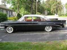 1959 Pontiac Star Chief Four Door Sedan