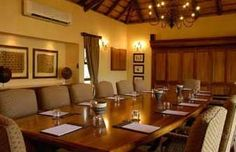 Tinga Private Game Lodge Conference Venue in Skukuza situated in the Mpumalanga Province of South Africa.