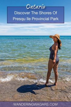 Travel Ontario - Presqu Ile Provincial Park in central Ontario is one of the provinces hidden gems. Presqu Ile may be the best alternative to the popular Sandbanks Provincial Park. Travel With Kids, Family Travel, Group Travel, Family Vacations, Travel List, Ontario Camping, Ontario Travel, Family Adventure, Adventure Travel