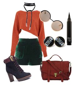 """Untitled #131"" by thesilverloutos on Polyvore featuring Crea Concept, Topshop and Marc by Marc Jacobs"