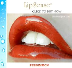 Persimmon LIPSENSE by Senegence - BUY LipSense - Water Proof Lipstick-heidisumpter.com Peach LipSense, Samon LipSense , Coral Ice LipSense, Razzberry Lipsense, Bella LipSense, Nutmeg Lipsense, Coral Reef Lipsense, Rhubarb LipSense #pinklips #pinklipstick, Matte Gloss, LipSense is Waterproof, does NOT Kiss-off, smear or budge. #mattegloss Gluten FREE, without GMO, NO LEAD, NO WAX, NO Animal testing and not animal by-products, ALL FDA approved, Pharmaceutical Grade MADE IN THE USA