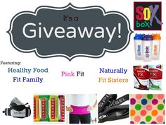 Awesome FITNESS junky GIVEAWAY from @NFSistiers @BlenderBottle ® @Lindsey May @Wendy Beauchamp