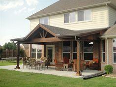 Our future porch