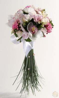 Bridal Bouquet by LoraShen / Букет невесты от LoraShen