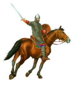 Medieval Knight, Medieval Armor, Norman Knight, Ottonian, Norman Conquest, 11th Century, Anglo Saxon, Dark Ages, Middle Ages
