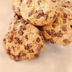 Biscotti Vegan Con Gocce Di Cioccolato Per San Valentino | Damgas In Cucina