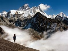 Surely, No feeling of loneliness while Everest Base Camp Trek
