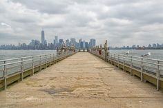 Towards Manhattan #PatrickBorgenMD