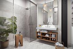 Badrum Duschvägg : Vad väljer du till badrummet design garna