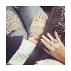 on your finger is a perfect way to change the way you feel about your day! Look magnificent with this beautiful at Finger, How Are You Feeling, Wanderlust, Change, Elegant, Leather, Beautiful, Jewelry, Fashion