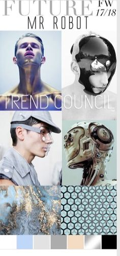 trend council f/w Trend Council, Mens Trends, 2016 Trends, Fashion Colours, Colorful Fashion, Color Trends, Design Trends, Fashion Forecasting, Future Trends