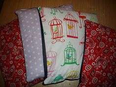 Sew, Cook, Laugh and Live: Lavender Wheat Bags