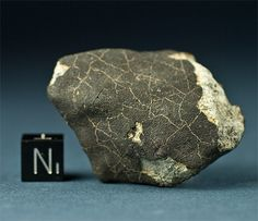 Wiluna meteorite.  Stone, chondrite, H5, W0.  Locality: 5 miles due east of Wiluna township, Western Australia.  Fell September 2, 1967, 10:46 p.m. local time.  TKW: 150 kg..............MY BIRTHDAY!!!!!!